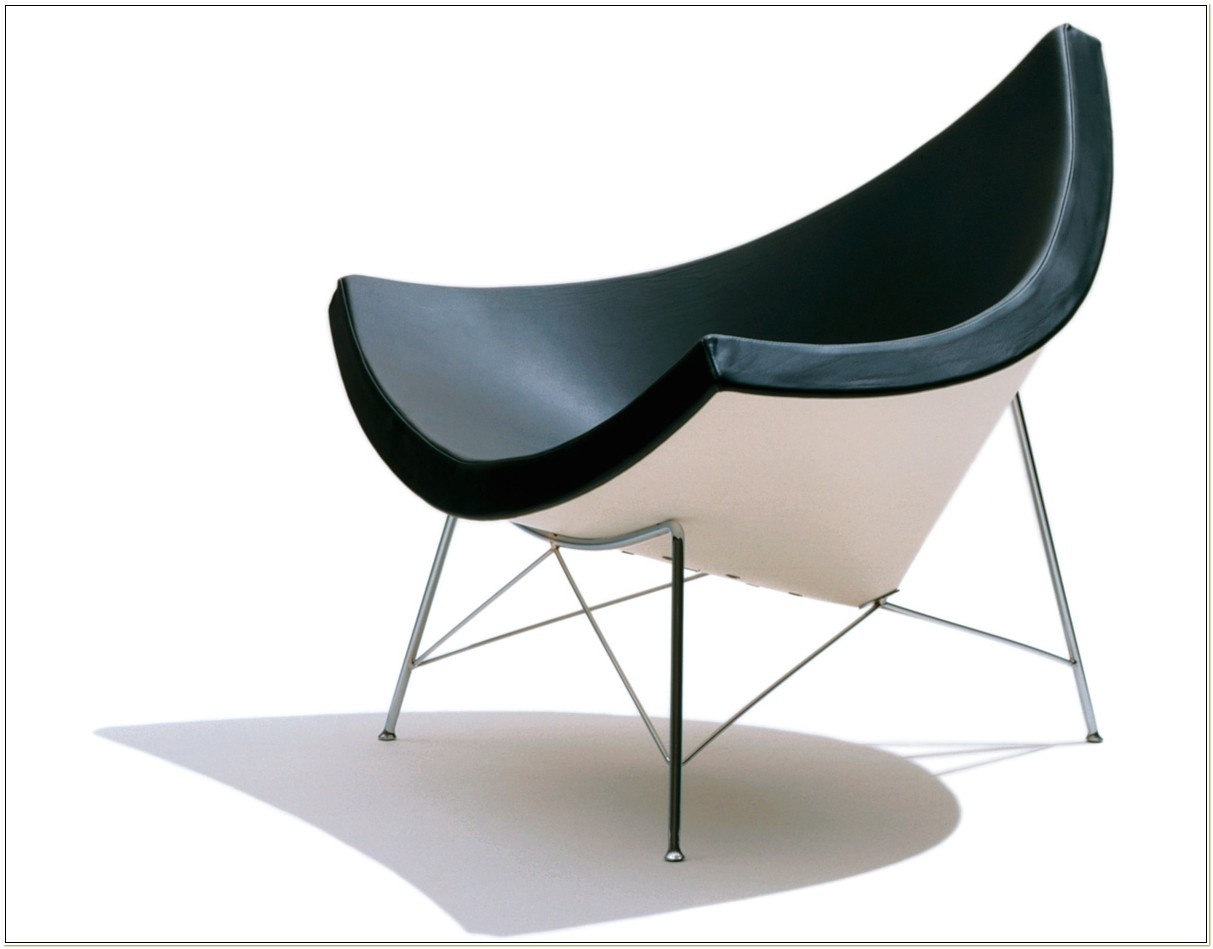 George Nelson Coconut Lounge Chair