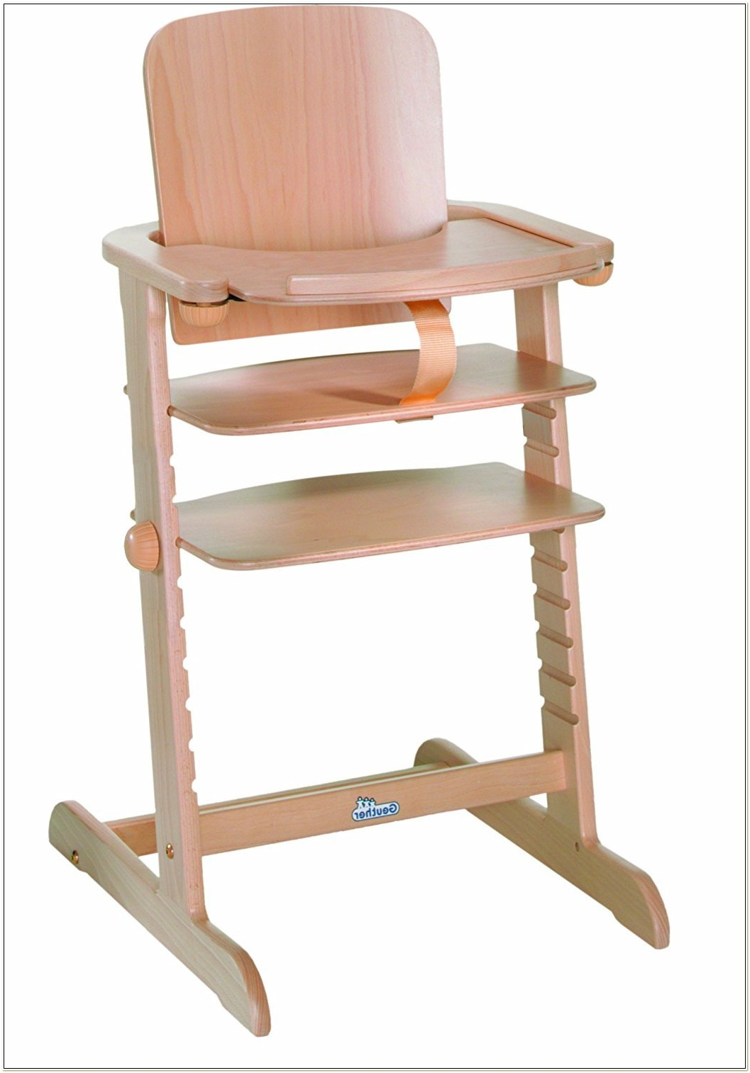 Geuther Family High Chair Instructions