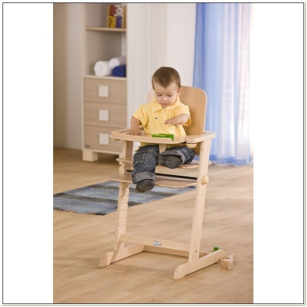 Geuther Family High Chair