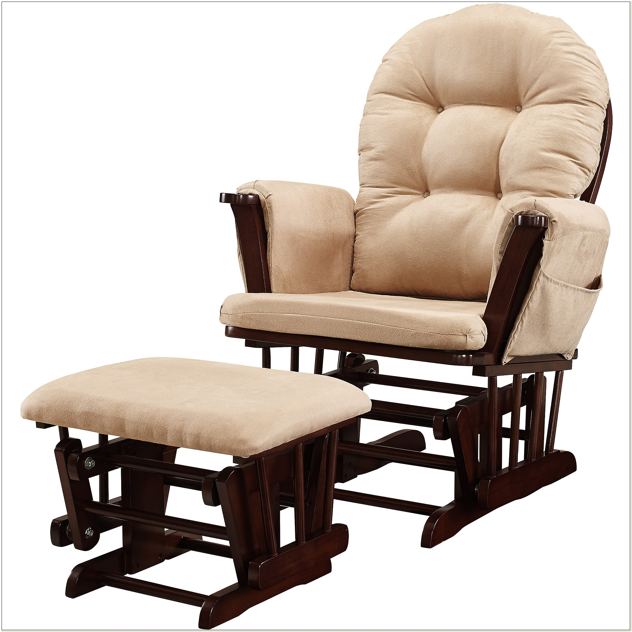 Glider Rockers And Ottoman Sets