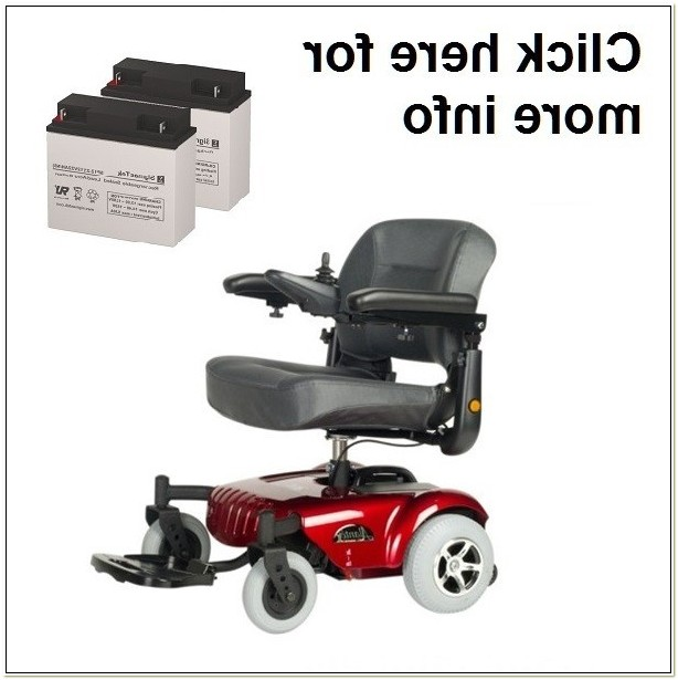 Golden Alante Jr Power Chair
