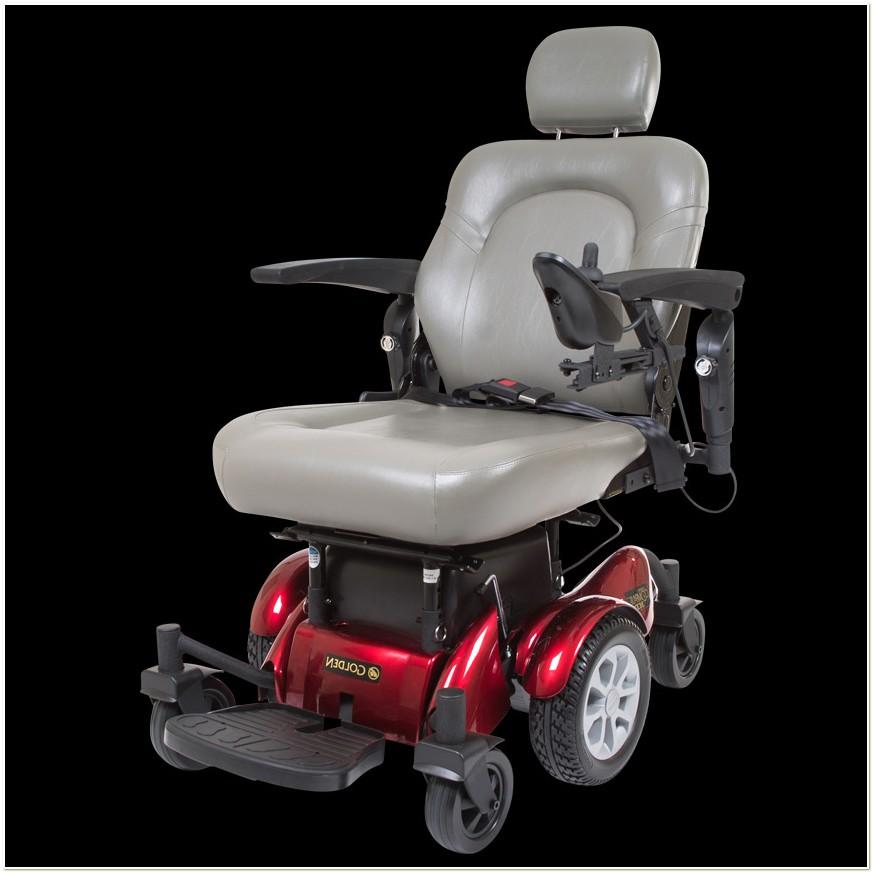 Golden Compass Hd Power Wheelchair