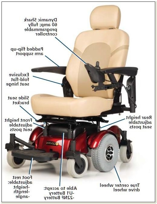 Golden Compass Power Chair Gp600