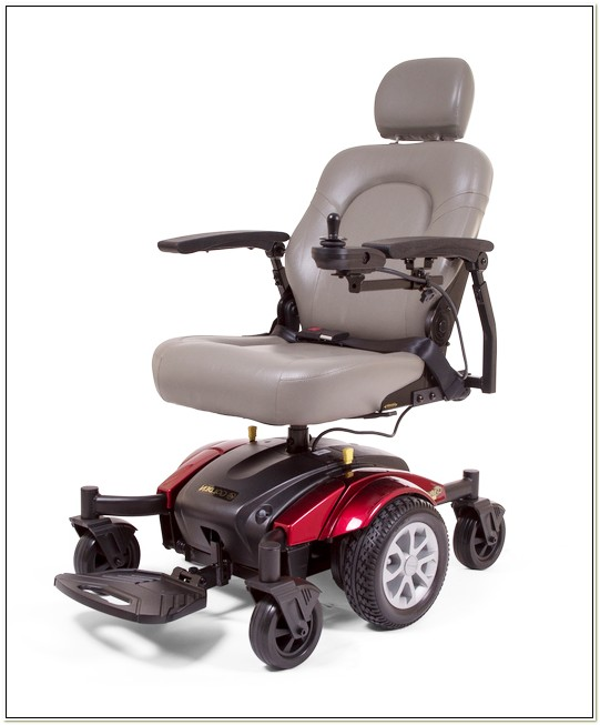 Golden Compass Sport Power Chair