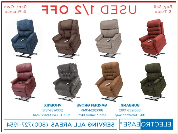 Golden Electric Recliner Lift Chair