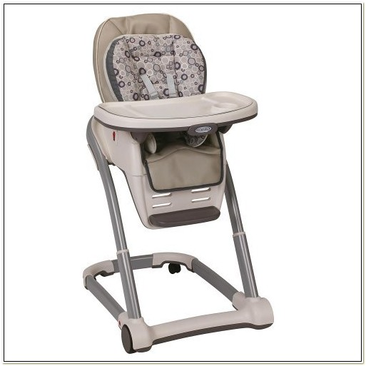 Graco 4 In 1 High Chair Brompton