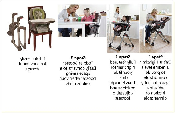Graco Duodiner High Chair Manual