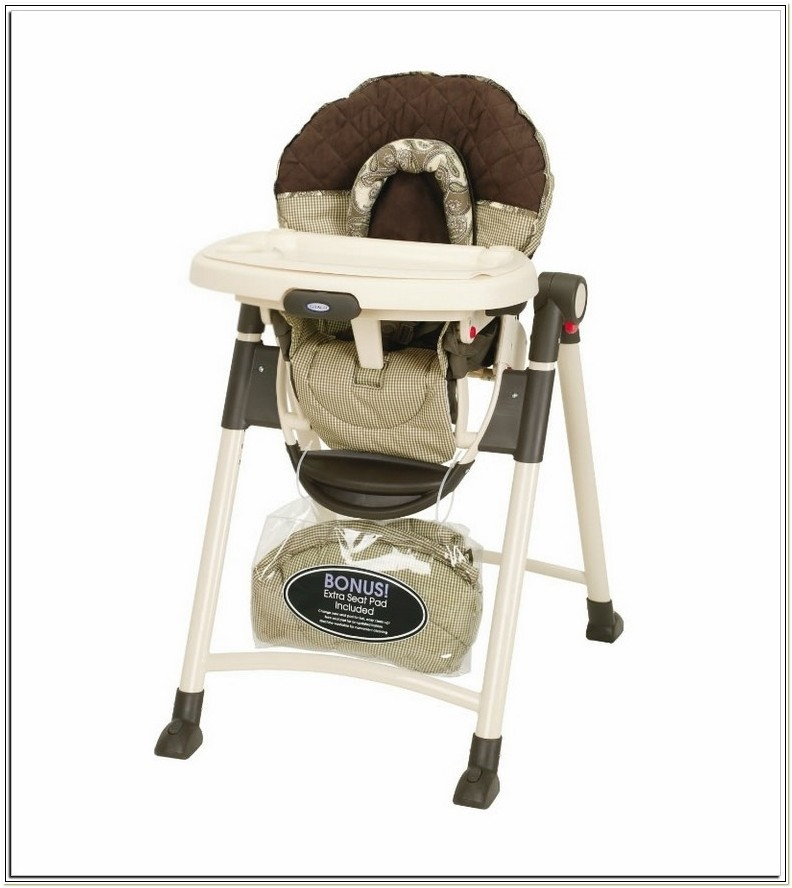 Graco Euro High Chair Recall