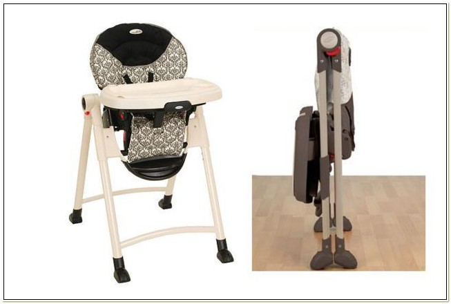 Graco Fold Flat High Chair