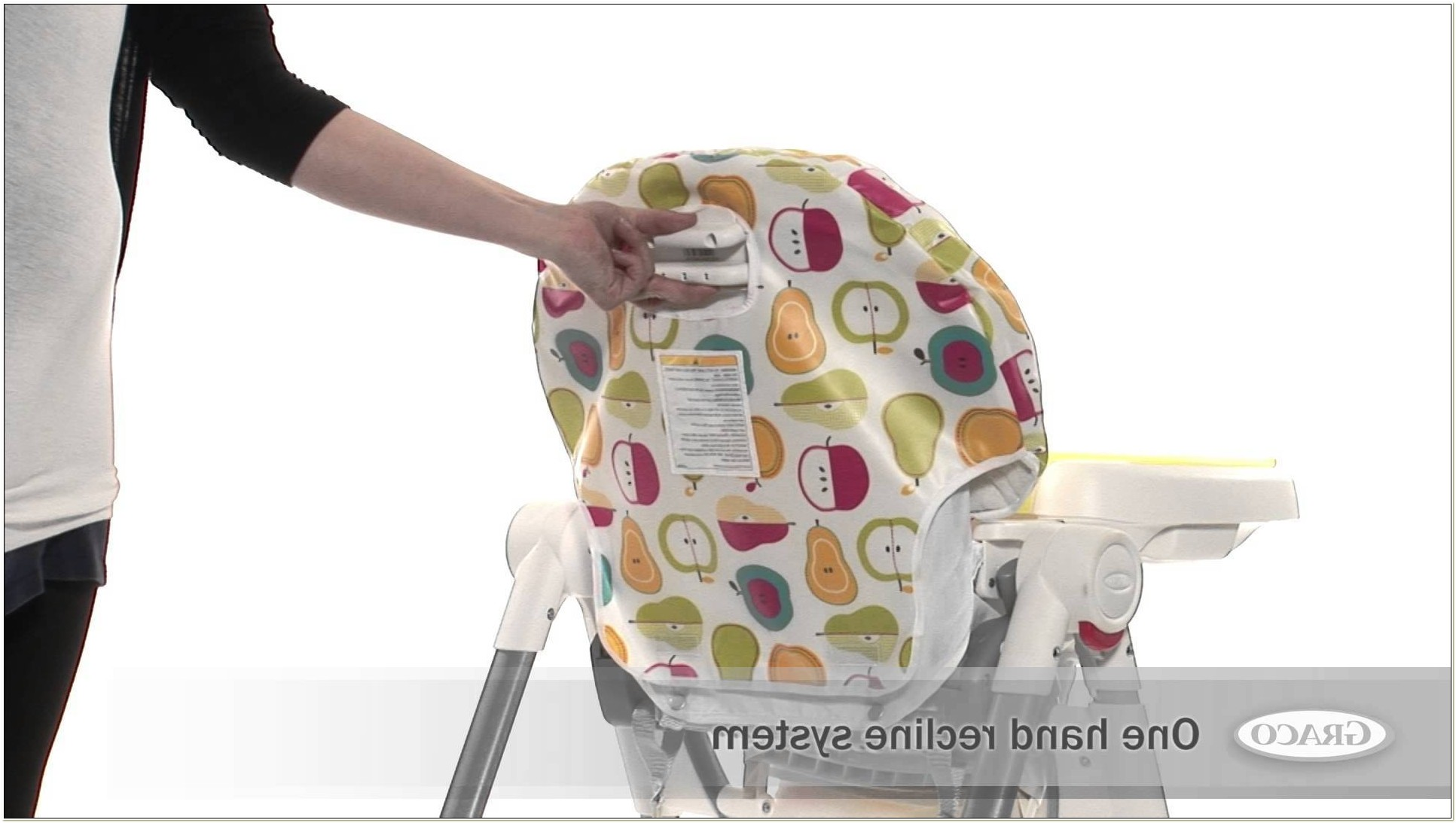 Graco Folding High Chair Instructions