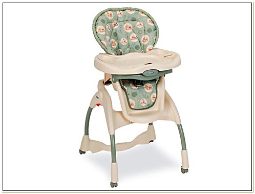 Graco High Chair Recall List