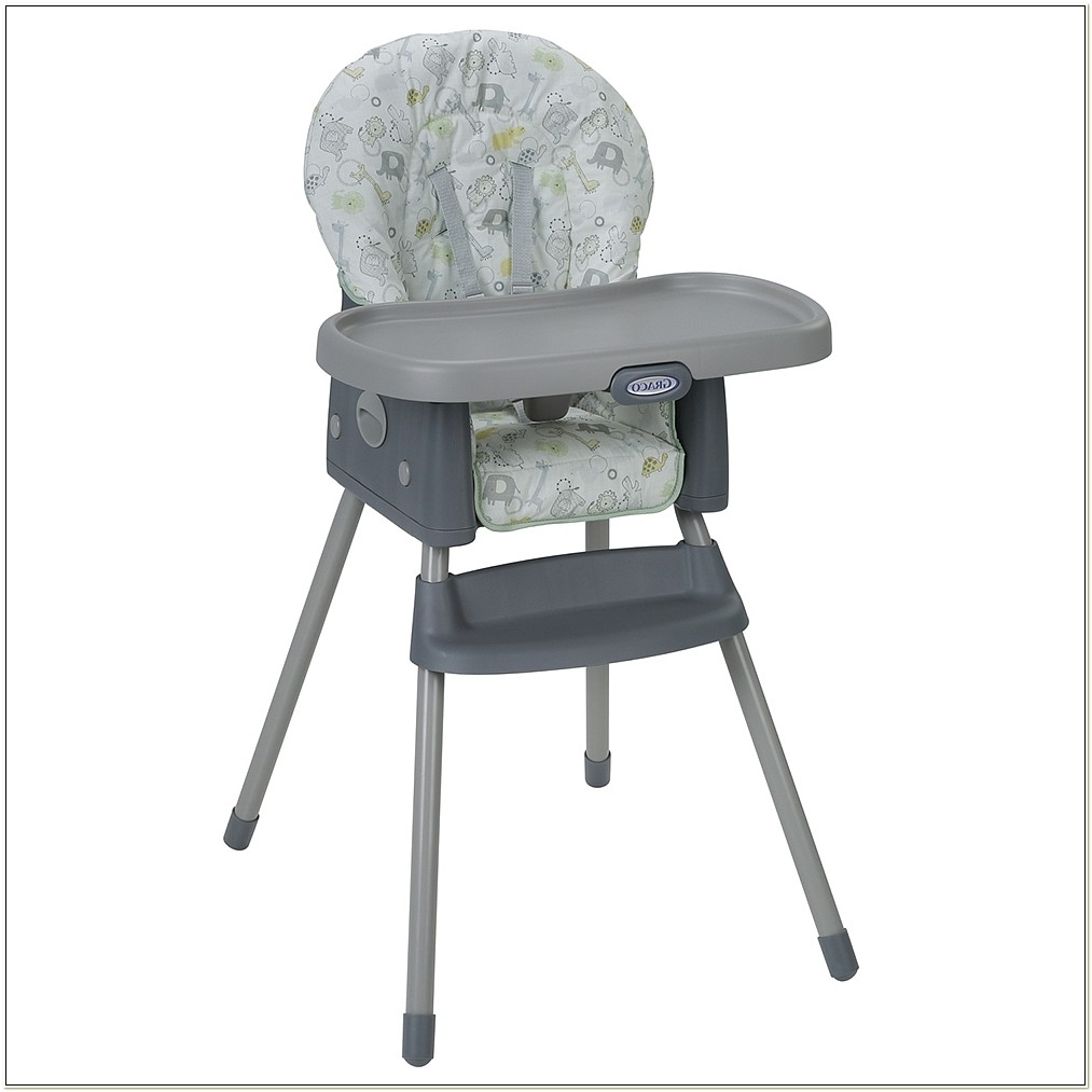 Graco Simpleswitch High Chair Canada
