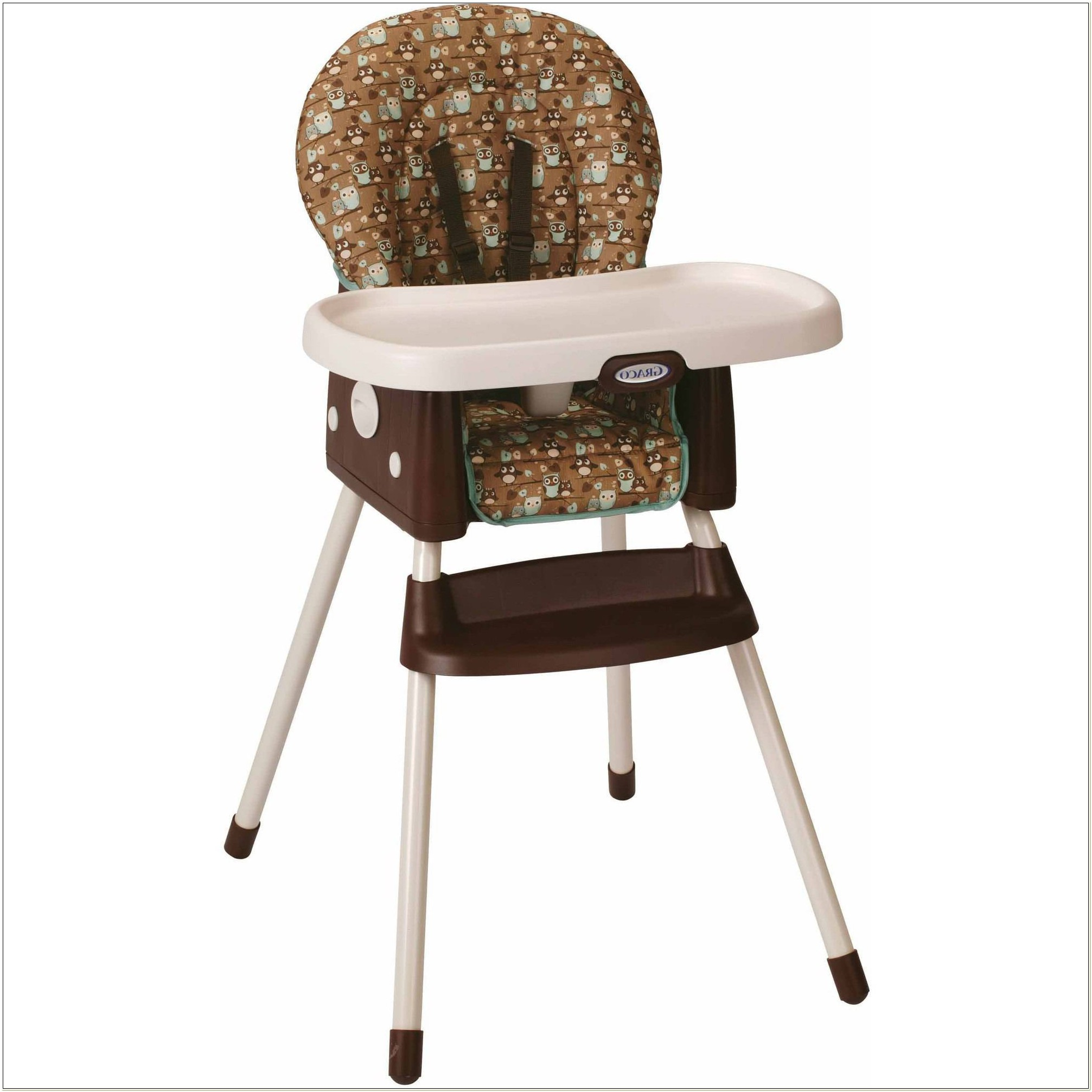 Graco Simpleswitch High Chair Little Hoot