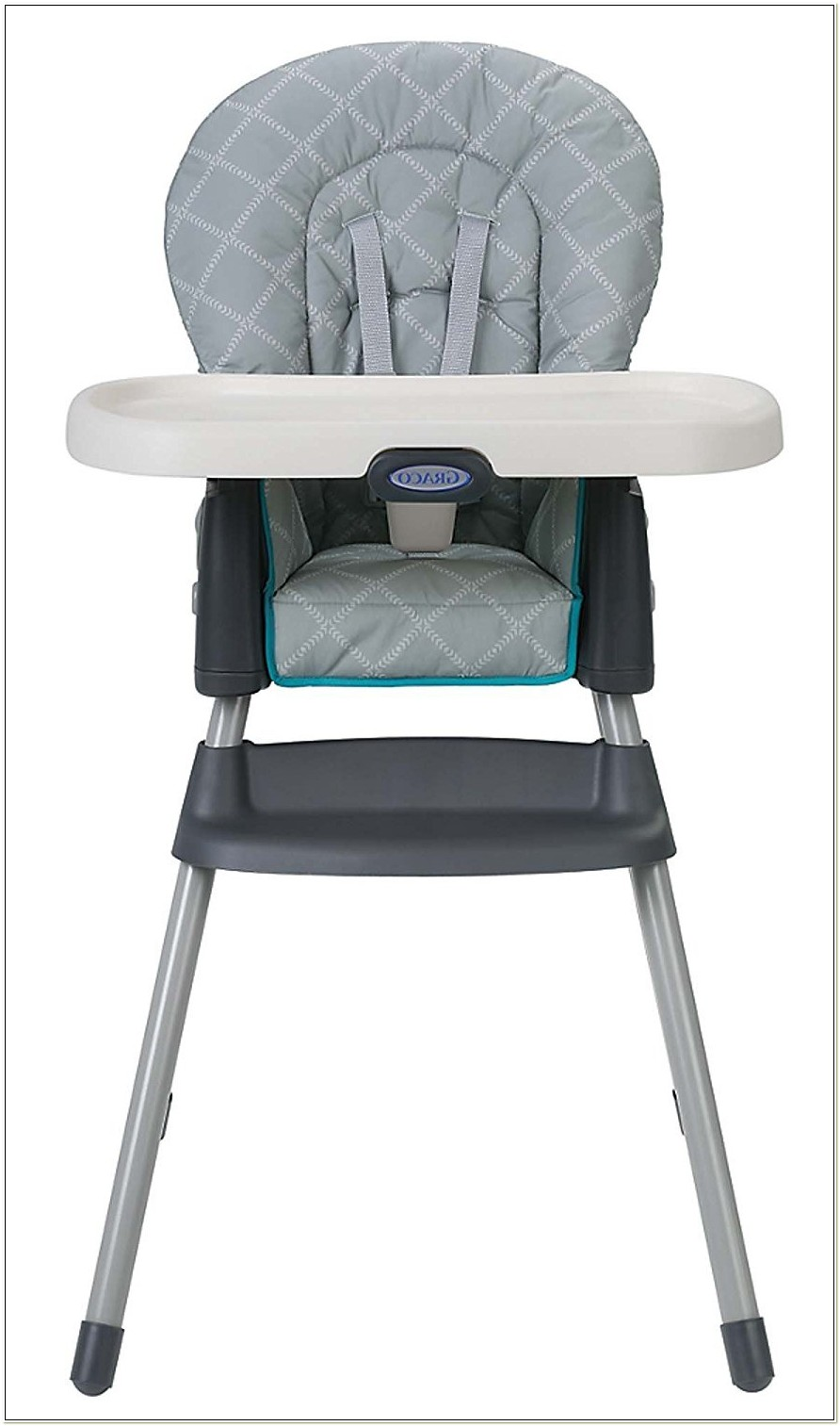 Graco Simpleswitch High Chair Zuba
