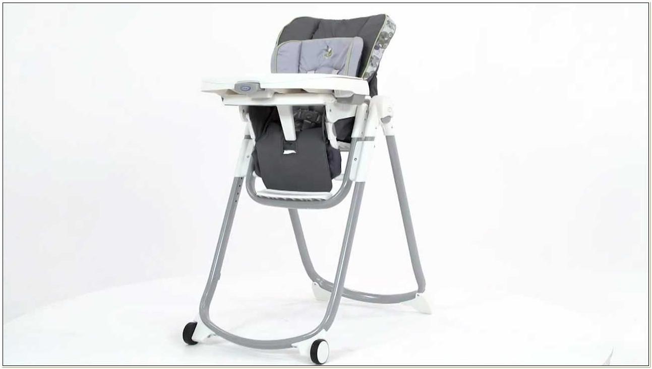 Graco Slim Fit High Chair