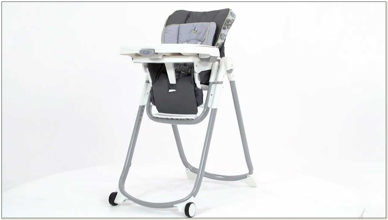 Graco Slim Folding High Chair