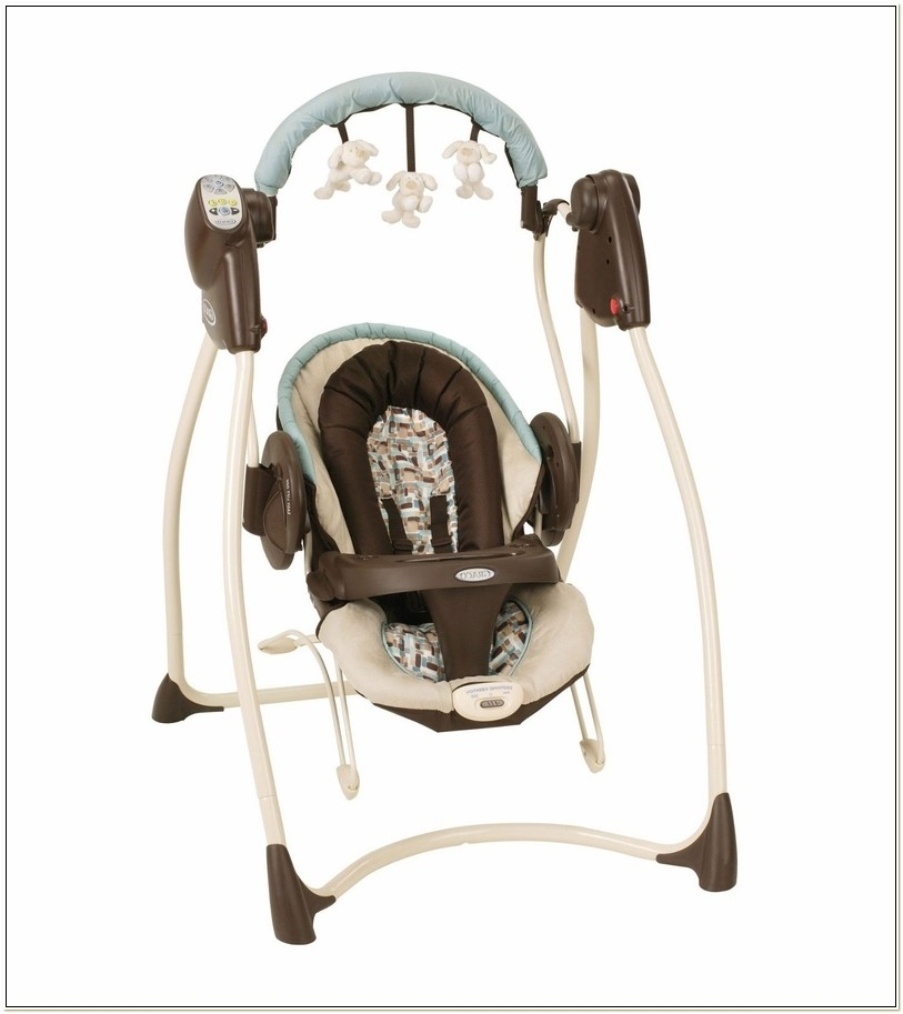 Graco Swing And Vibrating Chair