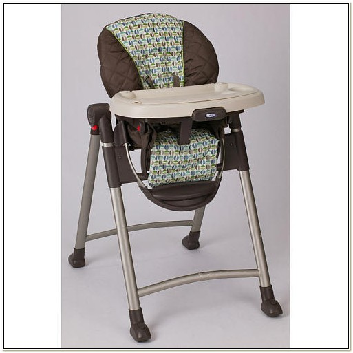 Graco Wooden High Chair Babies R Us