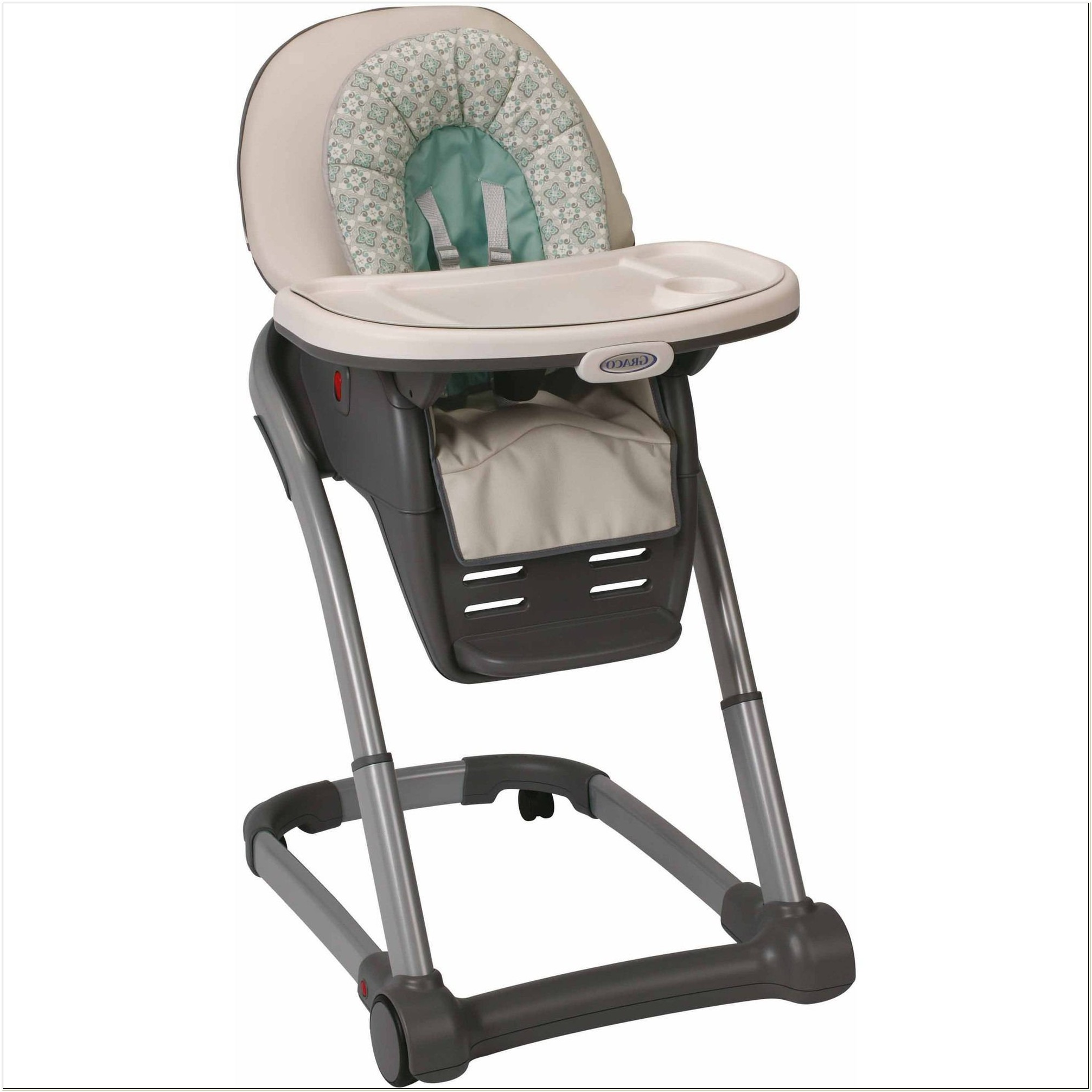 Graco Wooden High Chair Ebay
