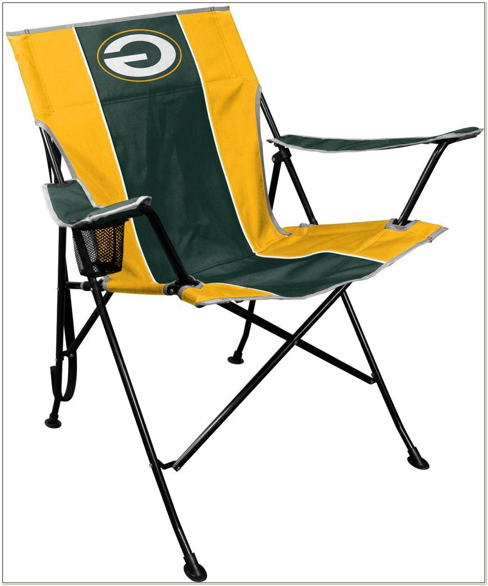 Green Bay Packers Folding Arm Chair