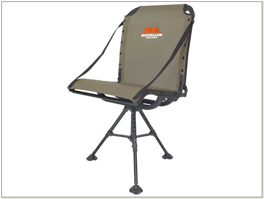 Ground Blind Hunting Chairs
