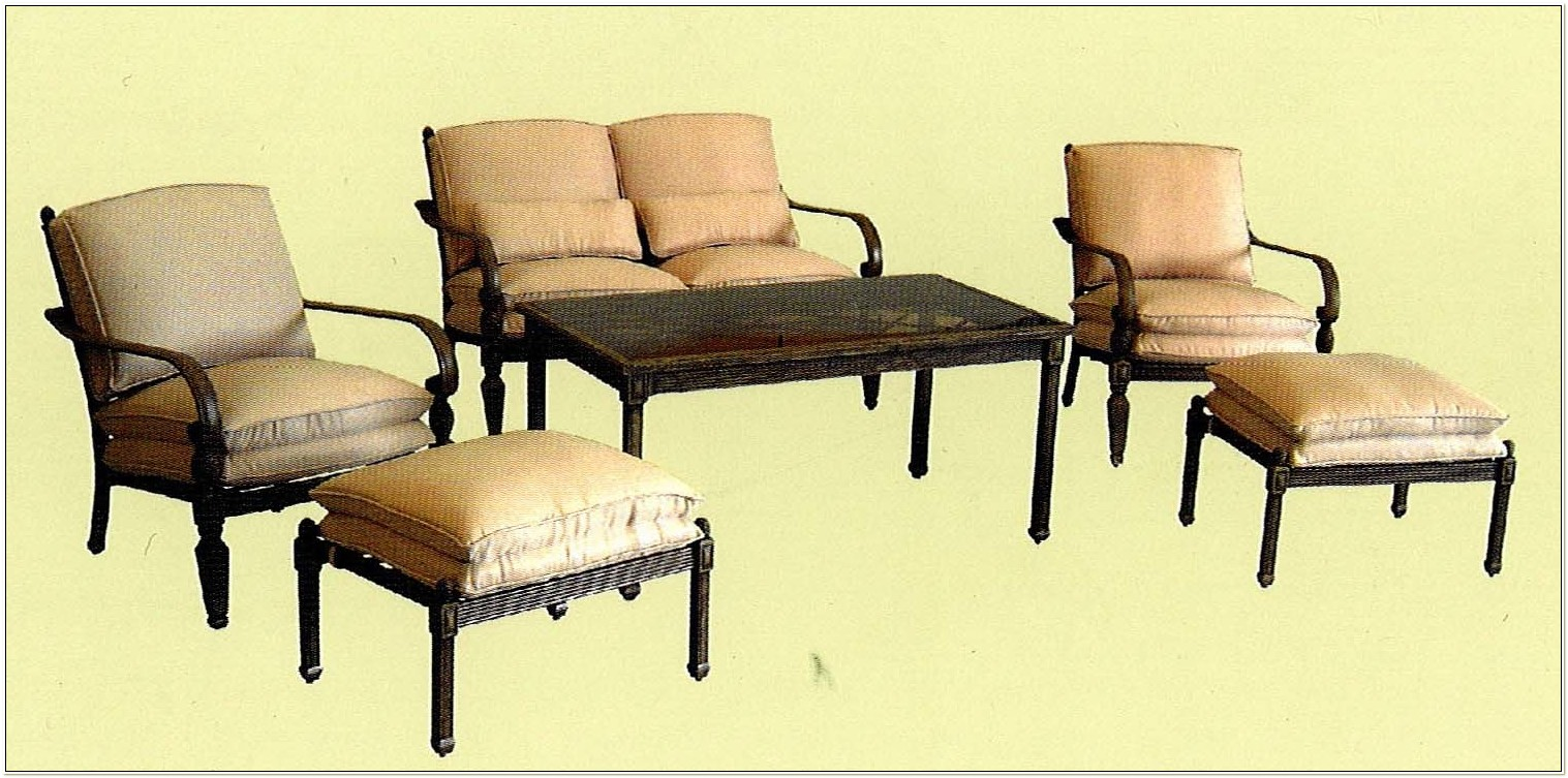 Hampton Bay Wicker Furniture Replacement Cushions