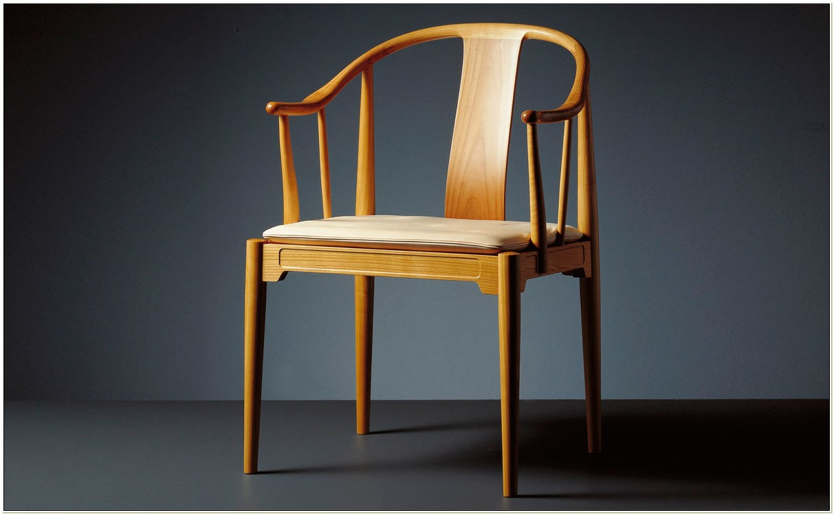 Hans J Wegner Chinese Chair