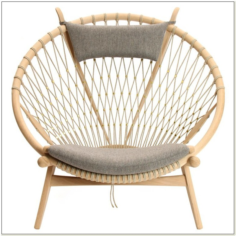Hans J Wegner Circle Chair