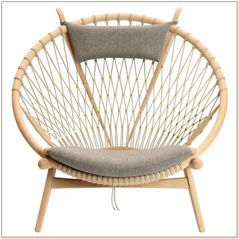 Hans J Wegner Hoop Chair