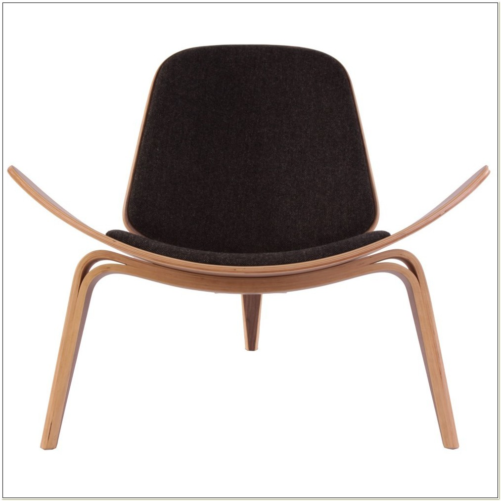Hans J Wegner Shell Chair Replica