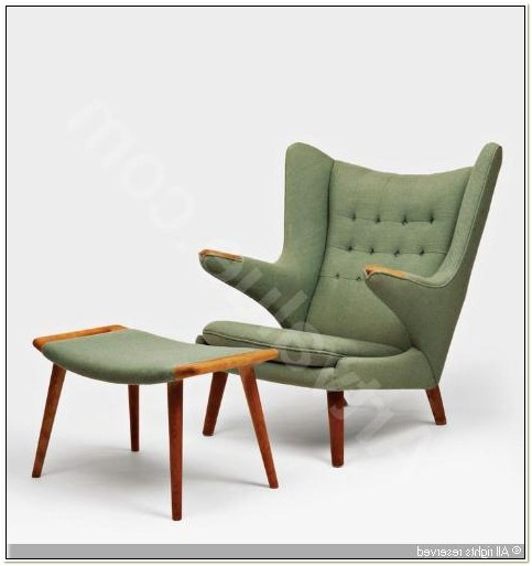Hans J Wegner Teddy Bear Chair