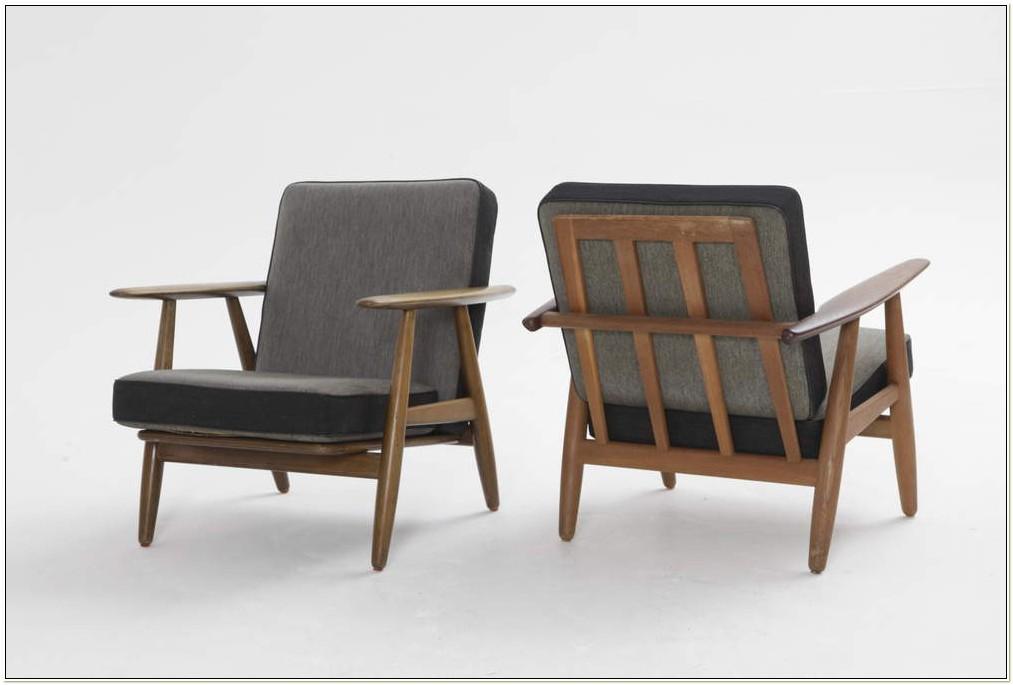 Hans Wegner Cigar Chair Pris