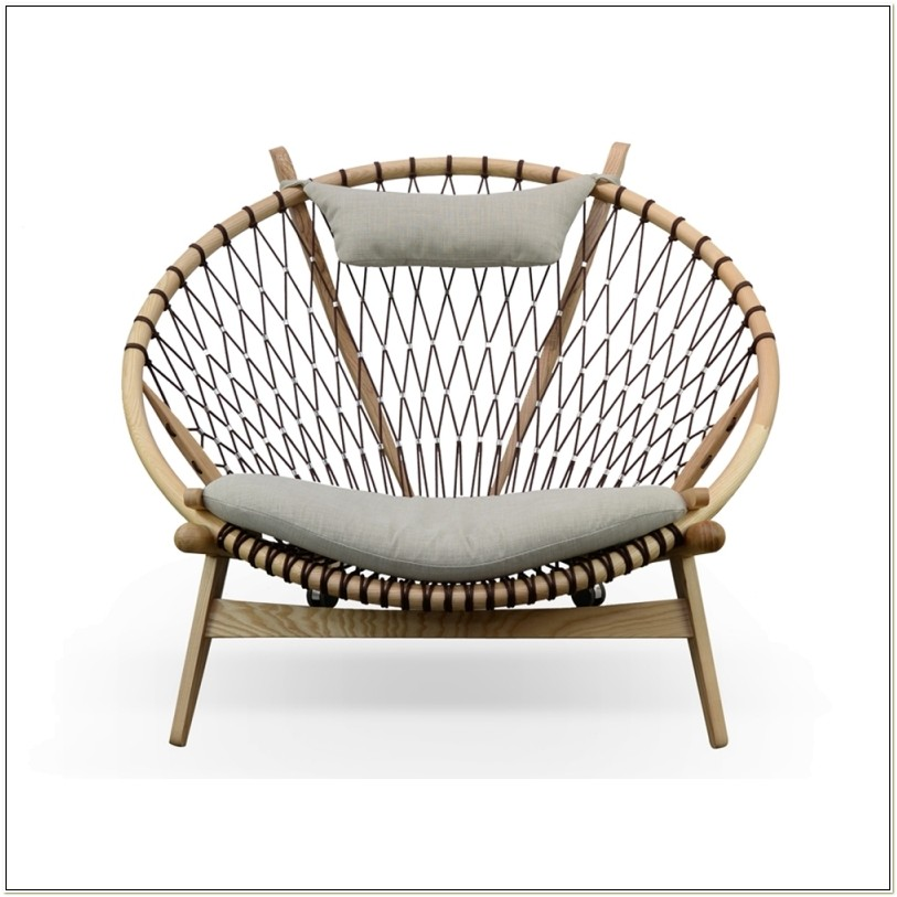 Hans Wegner Circle Chair Replica