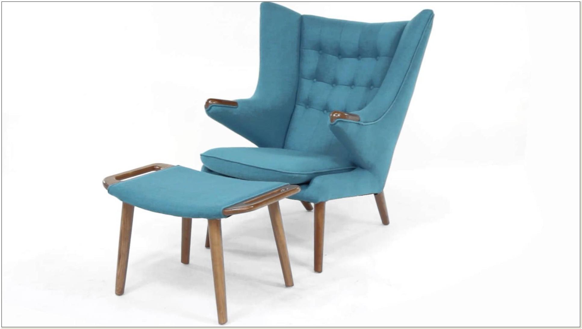 Hans Wegner Papa Bear Chair Replica