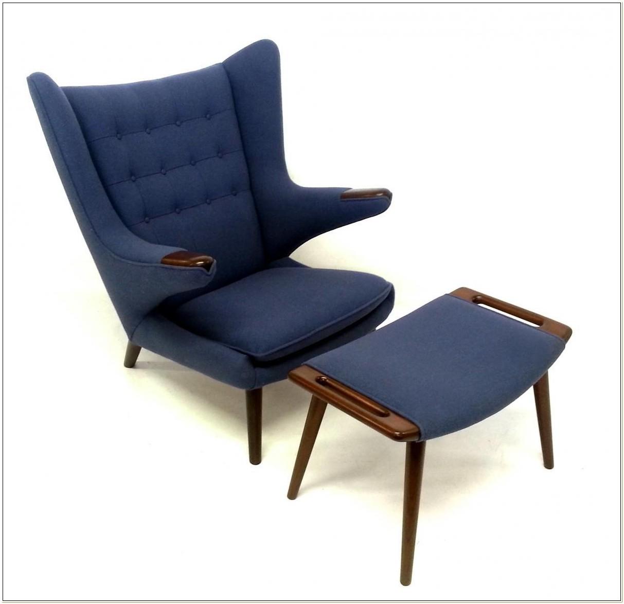 Hans Wegner Papa Bear Chair Uk