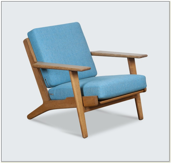 Hans Wegner Plank Chair Dimensions