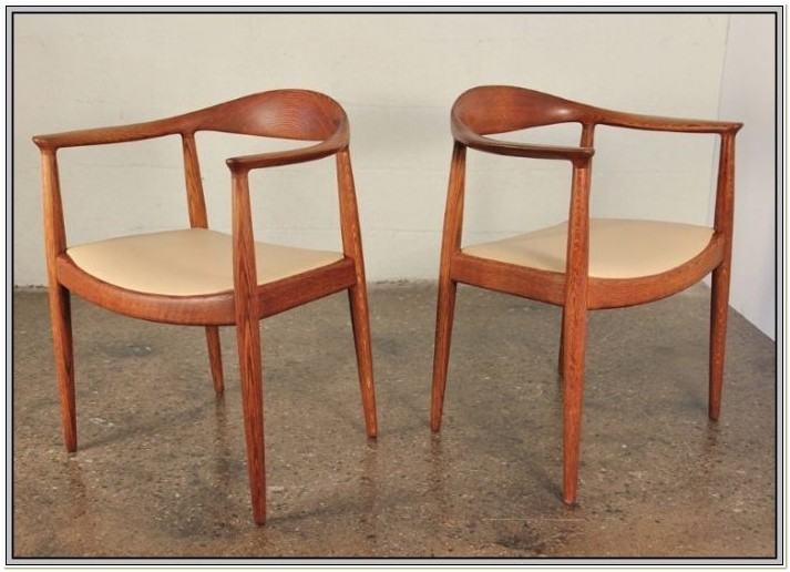 Hans Wegner Plank Chair Ebay