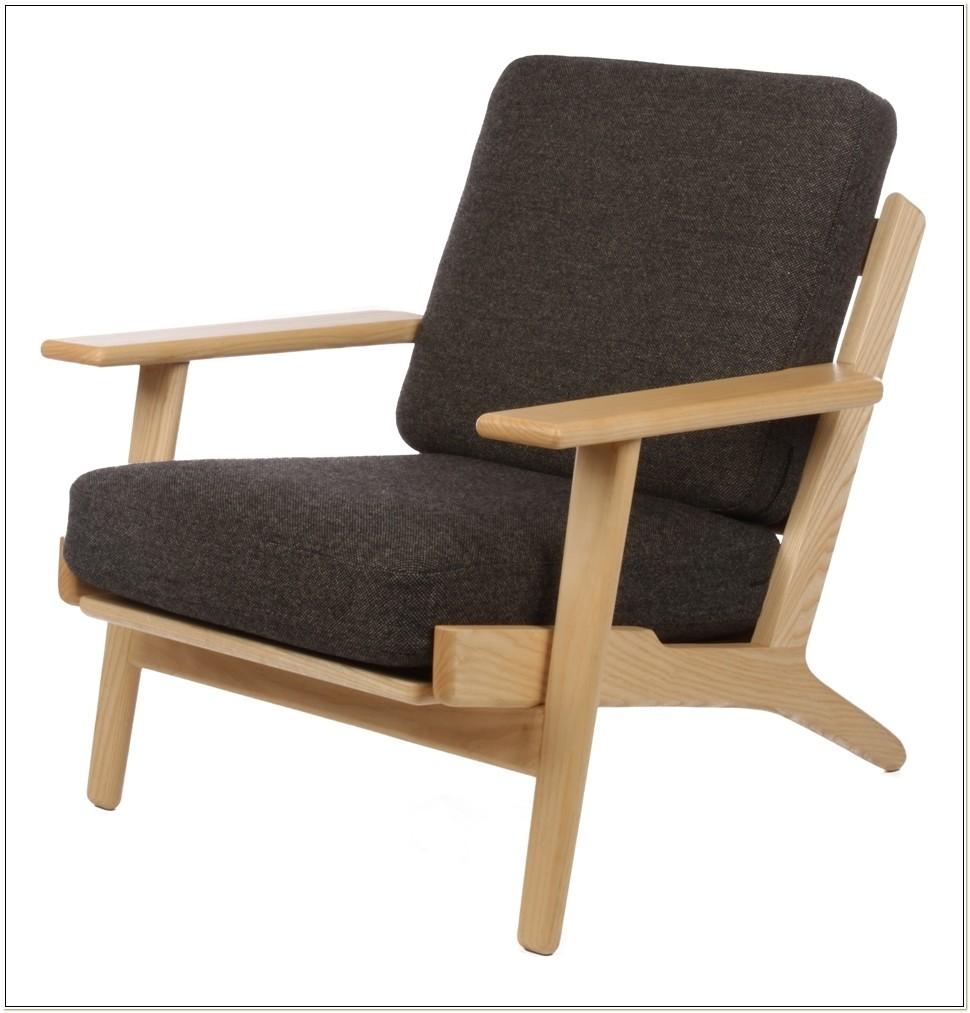 Hans Wegner Plank Chair Matt Blatt