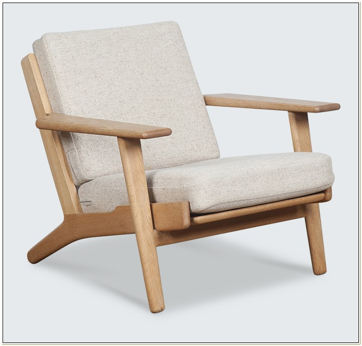Hans Wegner Plank Chair Original