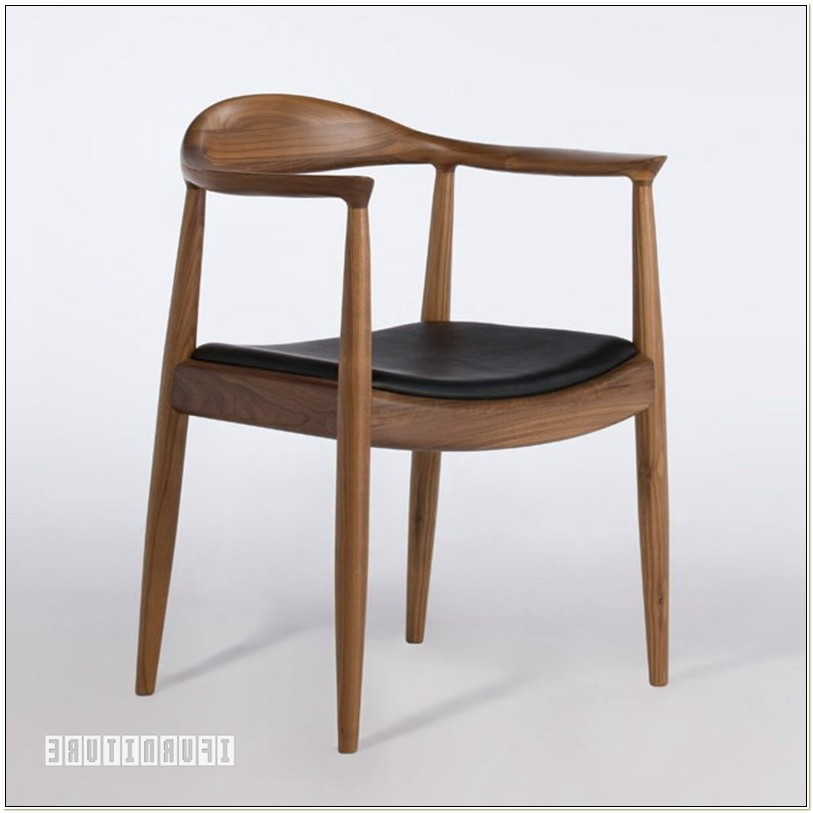 Hans Wegner Round Chair Nz