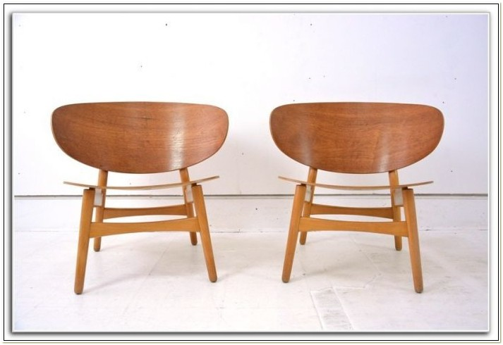 Hans Wegner Shell Chair Ebay