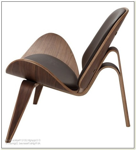 Hans Wegner Shell Chair Reproduction