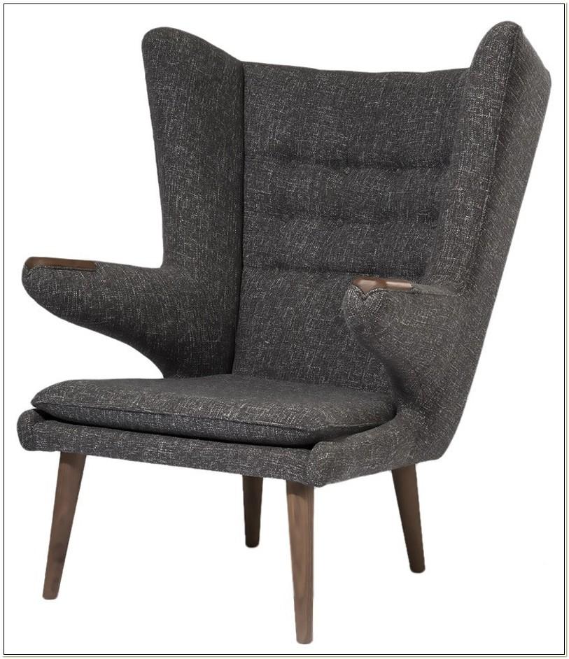 Hans Wegner Style Papa Bear Chair