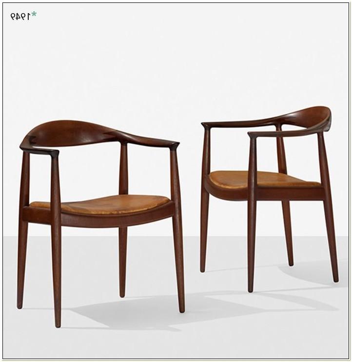 Hans Wegner The Chair 1949