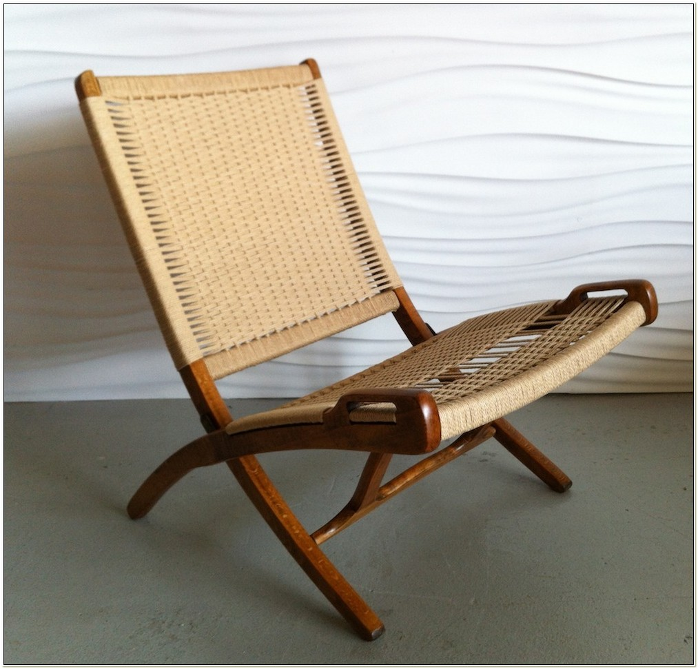 Hans Wegner The Chair Vintage