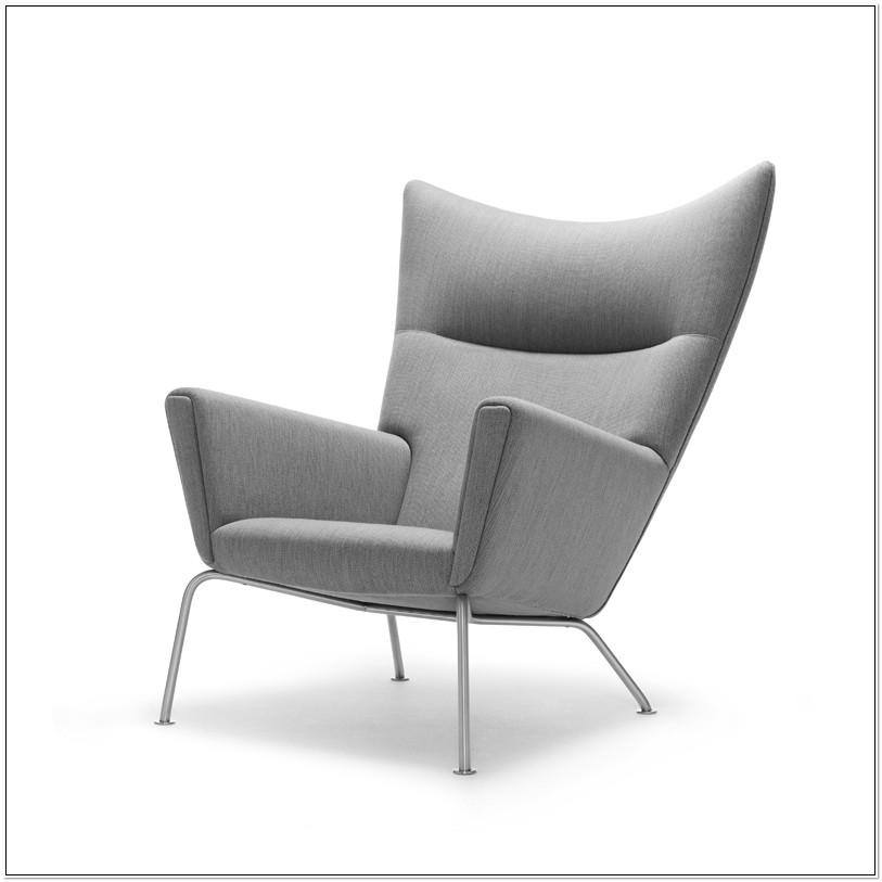 Hans Wegner Wing Chair Original