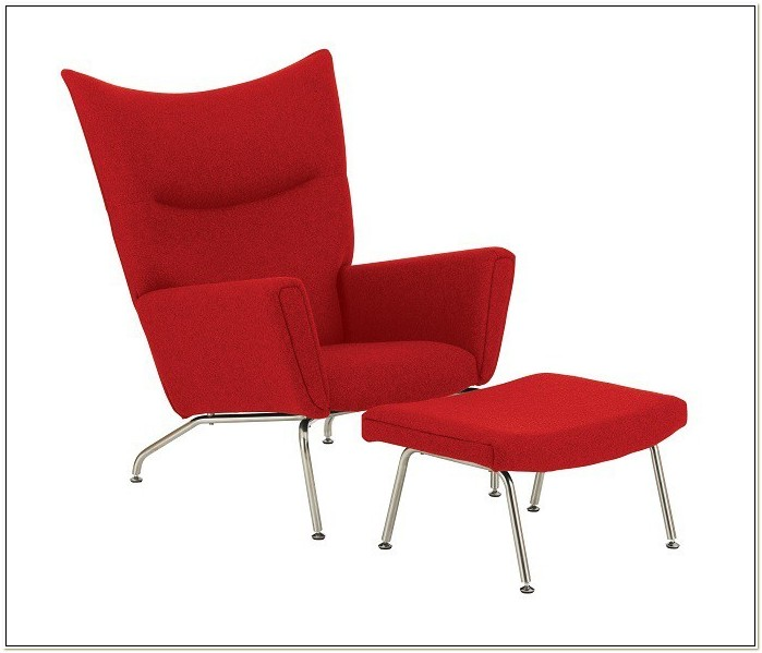 Hans Wegner Wing Chair Replica