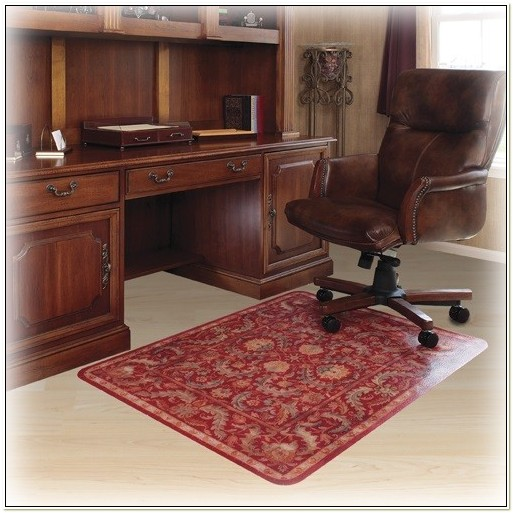 Hard Floor Chair Mat Canada