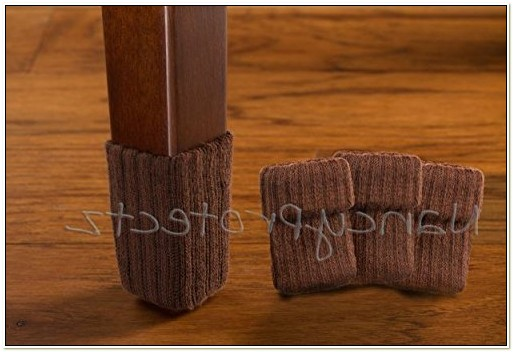 Hardwood Floor Chair Leg Protectors