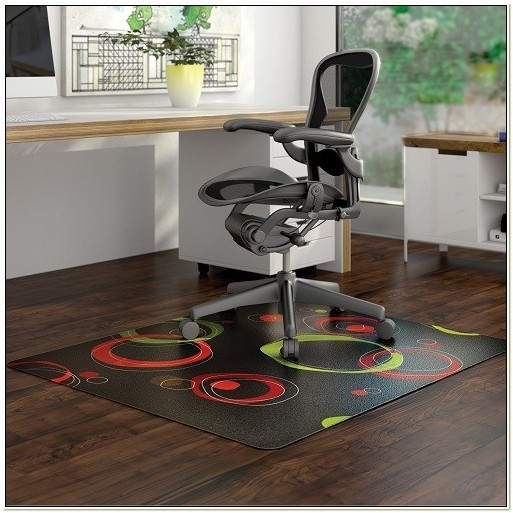 Hardwood Floor Chair Mats